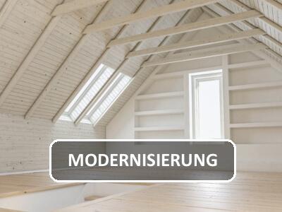 zur Modernisierung